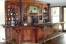 Modern Irish pub