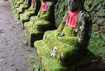 Estátuas Natureza