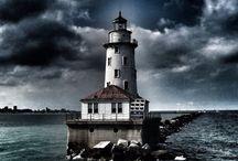 fyrar _lighthouse / fyrar
