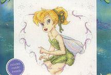Disney: Tinkerbell heart