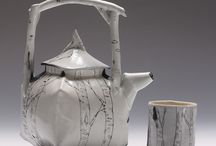 Ceramics - birch inspiration