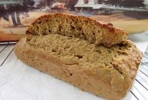 Boozy Bakes / Cakes, tea loaves, bread baked with Booze