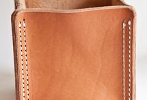 Leather diy