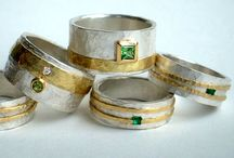 Engaste Jewelry / Joyería Fina / by Orfebrería - Diseño - Patricia Zúñiga
