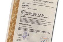 Πιστοποιήσεις | Certifications / Πιστοποιητικά CE/ISO Η στελεχιακή δομή και κατάρτιση της ΑΞΙΟΝΤΕΚ ΕΠΕ (Μηχανολόγοι και Ηλεκτρολόγοι Μηχανικοί) μάς επιτρέπει,λειτουργώντας ως πιστοποιημένοι τεχνικοί σύμβουλοι, να σας παρέχουμε ολοκληρωμένες λύσεις και υπηρεσίες για την έκδοση «Πιστοποιητικών Καταλληλότητας», «ISO» και «CE»: ΑΥΤΟΨΙΑ ΤΕΧΝΙΚΗ ΜΕΛΕΤΗ ΕΠΙΘΕΩΡΗΣΗ ΠΙΣΤΟΠΟΙΗΣΕΙΣ - ΒΕΒΑΙΩΣΕΙΣ