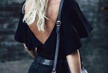 Different stiles in fashion / Moda deosebita