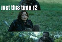 ❤ Hunger Games.