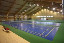 Sport facilities at PARK HOLIDAY Congress & Wellness Hotel  / Tennis, badminton, squash, fitness, etc. at PARK HOLIDAY