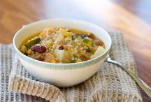 Food - Soups / by Lori U