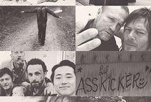 The Walking Dead / by Morgan Wright