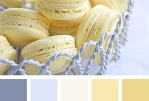Pale Yellow Pallet
