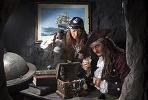 The Pirates of Pirates Quest in Newquay, Cornwall