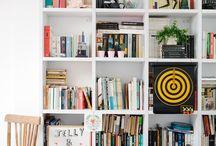 Bookshelves / by Maci Marie