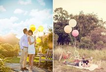 Prewedding photo concept
