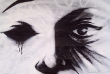 STREET ART IN ATHENS // / Street Art, Athens, Exarcheia