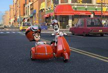 Mr. Peabody & Sherman / 'Mr. Peabody & Sherman' - He's leaving his mark on history. Bring your doggy bag. 20 Mar, 2014 - http://numet.ro/mrpeabody