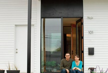 E X T E R I O R / Ideas for exterior finishing