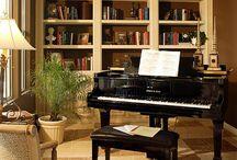 Interior Design - Music Room