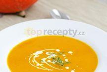 recept polévky