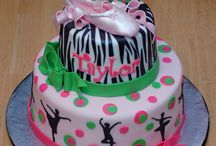 Dance cakes