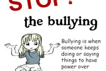 Bullying / by Holly Mang-Davis