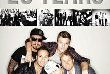 Backstreet Boys / by Katie Kruzynski-Miller