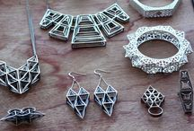 Jewellery / by Tuuli Parker