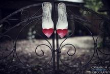 Wedding Shoes / Fabulous and fun wedding shoes