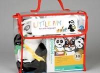 DVD allemand pour enfants Little Pim  / Méthode DVD Little Pim pour apprendre l'allemand aux enfants de 3 à 6 ans : méthode ludique et pédagogique d'apprentissage de l'allemand pour les tout-petits, qui associe sons, images et effets de répétition pour des enfants qui ne savent ni lire, ni écrire. Chaque DVD initie vos enfants à 60 mots et phrases en allemand. Les intervenants parlent dans leur langue maternelle et garantissent ainsi aux jeunes auditeurs l'apprentissage d'un parfait accent allemand.
