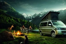 VW Camping / To get into the mood
