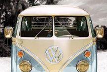 Furgonas hippies