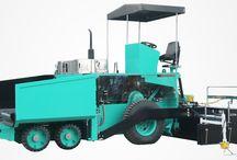 Asphalt Paver Finisher - Solid India Ltd / Asphalt Paver Finisher - Solid India Ltd - Manufacture & Exporter of Road Equipments