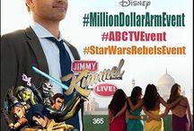 The Diva is Going to LA #MillionDollarArmEvent