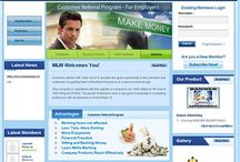 PHP MLM Script / PHP MLM  Script is a most Suitable Script among MLM companies, network marketers, part-timers and members who want to gross through MLM business.