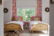 Girls Rooms / by Jill Hinson