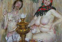pittori russi