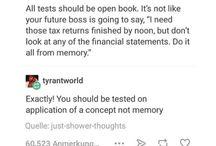 how school should work