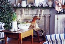 Christmas: looking back is looking forward, too! / Antiques. Primatives. Keepsakes. / by D Lee Stanley