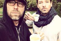 Ian Bohen & JR Bourne
