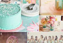 {colours} - 19. aqua & pink