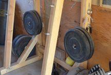 Wood gym