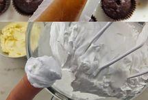 Recetas cupcake a y postrea