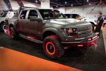 Ford Raptor / by Lisa St.Clair