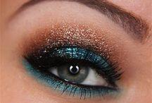 makeup / by Sarah Paschal