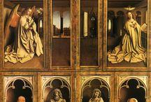 Vlaamse en Nederlandse schilderijen 15e-18e eeuw