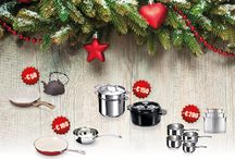 Festive season gift guide for every budget / It's the festive season: a time to give and to receive. But also a time that takes a whole lot of pondering to come up with the perfect gift. Beka Cookware will save you all that brain strain! We pulled out our range and produced a handy list of gift tips for you
