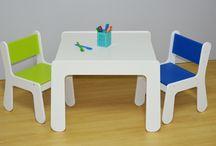 Móveis infantis / Design infantil