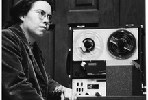 ELECTRIC GIRLS / Female pioneers of electronic music // Pionierki muzyki elektronicznej