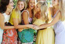 Best Friends!! This is for all my Girls! / love all our times spent together!  love you thru it all!! / by Kara Beckley