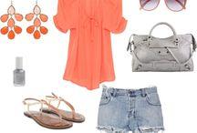 Summer Wear / by Cherina Cuccia